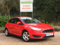 USED 2015 15 FORD FOCUS 1.5 STYLE TDCI 5dr £0 Tax, 1 Owner, SH