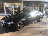 2014 BMW 6 SERIES 3.0 640D M SPORT 2d AUTO 309 BHP £19975.00