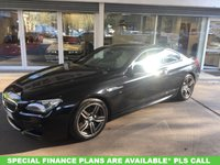 USED 2014 64 BMW 6 SERIES 3.0 640D M SPORT 2d AUTO 309 BHP STUNNING BMW 640 D MSPORT COUPE