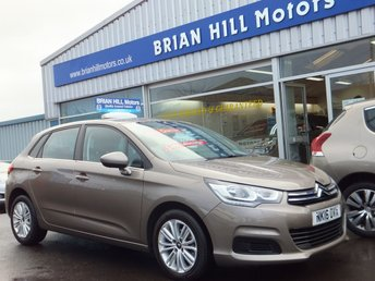 View our CITROEN C4