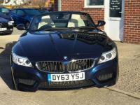 USED 2013 63 BMW Z4 2.0 Z4 SDRIVE20I M SPORT ROADSTER 2d 181 BHP M SPORT, HPI CLEAR