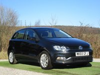 USED 2016 65 VOLKSWAGEN POLO 1.0 SE 5d 60 BHP