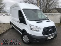 USED 2017 17 FORD TRANSIT 350 RWD L3 H3 2.0 130 BHP TREND **70 VANS IN STOCK**