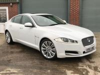 USED 2011 61 JAGUAR XF 2.2 D PORTFOLIO 4d AUTO 190 BHP HPI CLEAR, WARRANTY INCLUDED