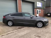 USED 2016 16 FORD MONDEO 1.5 ZETEC ECONETIC TDCI 5d 114 BHP HPI CLEAR, NO ADMIN FEES