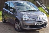 USED 2011 61 RENAULT GRAND MODUS 1.6 DYNAMIQUE VVT 5d AUTO 110 BHP