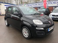 USED 2012 12 FIAT PANDA 1.2 POP 5d 69 BHP 0%  FINANCE AVAILABLE ON THIS CAR PLEASE CALL 01204 393 181