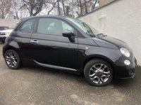 2014 FIAT 500 1.2 S 3d 69 BHP £4795.00