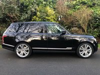 USED 2017 17 LAND ROVER RANGE ROVER 3.0 TDV6 VOGUE 5d AUTO 255 BHP