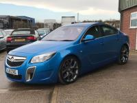 USED 2011 11 VAUXHALL INSIGNIA 2.8 VXR NAV TURBO 4X4 4d 320 BHP FULL LEATHER, SERVICE HISTORY
