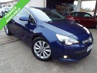 2014 VAUXHALL ASTRA 1.4 GTC SRI S/S 3d 118 BHP £5995.00