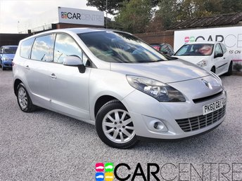 View our 2010 60 RENAULT SCENIC 1.9 PRIVILEGE TOMTOM DCI FAP 5d 129 BHP