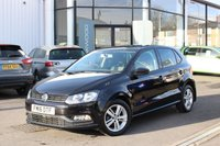 2016 VOLKSWAGEN POLO 1.2 TSI BlueMotion Tech Match (s/s) 5dr £9485.00