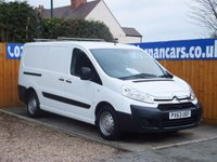 2013 CITROEN DISPATCH 2.0 1200 L2H1 ENTERPRISE HDI 1d 126 BHP £5995.00