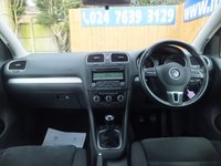 USED 2009 09 VOLKSWAGEN GOLF 1.4 GT TSI 5d 160 BHP FVWSH X 10 STAMPS, BLUETOOTH