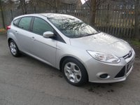 2013 FORD FOCUS 1.0 EDGE 5d 99 BHP £5995.00