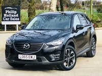 USED 2016 65 MAZDA CX-5 2.2 D SPORT NAV 5d AUTO 173 BHP AWD Full leather - Heated Seats, Sat Nav, Reverse camera, Front / Rear parking sensors