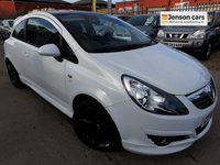 2010 VAUXHALL CORSA 1.2 LIMITED EDITION 3d 83 BHP £4490.00