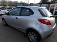 USED 2009 59 MAZDA 2 1.3 TS 3d 74 BHP NEW MOT, SERVICE & WARRANTY