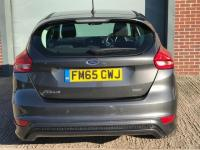 USED 2015 65 FORD FOCUS 1.0 ZETEC S 5d 124 BHP 1 OWNER, SERVICE HISTORY