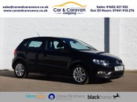 USED 2015 15 VOLKSWAGEN POLO 1.4 SE TDI BLUEMOTION 5d 74 BHP One Owner Full VW History DAB Buy Now, Pay Later Finance!