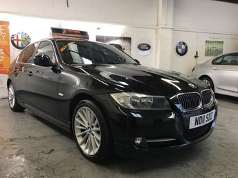 2011 BMW 3 SERIES 2.0 318I EXCLUSIVE EDITION 4d 141 BHP £7490.00