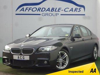 2014 BMW 5 SERIES