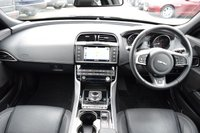USED 2017 66 JAGUAR XE 2.0 R-SPORT 4d AUTO 178 BHP