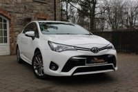 USED 2016 TOYOTA AVENSIS 1.6 D-4D BUSINESS EDITION 4d 110 BHP