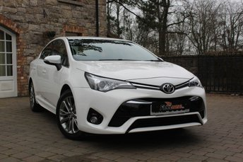 2016 TOYOTA AVENSIS 1.6 D-4D BUSINESS EDITION 4d 110 BHP £10995.00