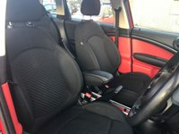 USED 2013 63 MINI COUNTRYMAN 2.0 COOPER SD 5 DOOR AUTO 141 BHP IN RED WITH 50200 MILES IN IMMACULATE CONDITION. APPROVED CARS ARE PLEASED TO OFFER THIS MINI COUNTRYMAN 2.0 COOPER SD 5 DOOR AUTO 141 BHP IN RED WITH 50200 MILES IN BRIGHT RED IN IMMACULATE CONDITION INSIDE AND OUT WITH A GOOD SPEC INCLUDING A FULLY AUTOMATIC GEARBOX AND A FULL SERVICE HISTORY SERVICED AT 17K,21K,34K AND WE WILL SERVICE THE CAR FOR ITS NEW OWNER A RARE MINI AUTOMATIC THE ONE TO OWN.
