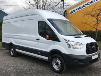 2015 FORD TRANSIT 2.2Tdci 125ps 350 L4 H3 LWB HIGH ROOF JUMBO VAN RWD £10950.00