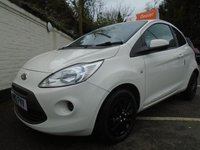 USED 2012 12 FORD KA 1.2 EDGE 3d 69 BHP GUARANTEED TO BEAT ANY 'WE BUY ANY CAR' VALUATION ON YOUR PART EXCHANGE
