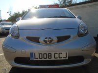 USED 2008 08 TOYOTA AYGO 1.0 PLATINUM VVT-I 5d AUTOMATIC 68 BHP GUARANTEED TO BEAT ANY 'WE BUY ANY CAR' VALUATION ON YOUR PART EXCHANGE
