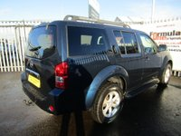 USED 2009 09 NISSAN PATHFINDER 2.5 dCi Tekna 5dr FULL MOT+GREAT SPEC+VALUE