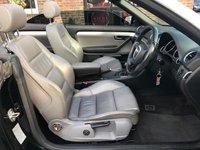 USED 2006 06 AUDI A4 2.0 TDI Sport Cabriolet 2dr 12M MOT~18' ALLOYS~LEATHER