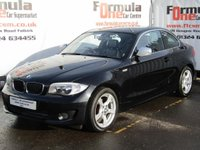 USED 2012 12 BMW 1 SERIES 2.0 118d Exclusive Edition 2dr FULL SERVICE HISTORY+FULL MOT
