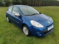 USED 2010 59 RENAULT CLIO 1.1 I-MUSIC 16V 3d 74 BHP