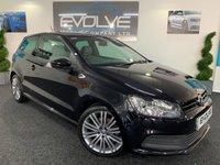 2014 VOLKSWAGEN POLO 1.4 BLUEGT 3d 140 BHP £9599.00