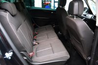 USED 2015 65 VAUXHALL ZAFIRA TOURER 1.4 SRI 5d 138 BHP STUNNING ZAFIRA SRi IN BLACK