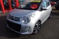 USED 2016 16 CITROEN C1 1.2 PURETECH FLAIR 5d 82 BHP *****12 Months Warranty*****