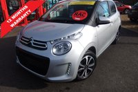 2016 CITROEN C1 1.2 PURETECH FLAIR 5d 82 BHP £6295.00