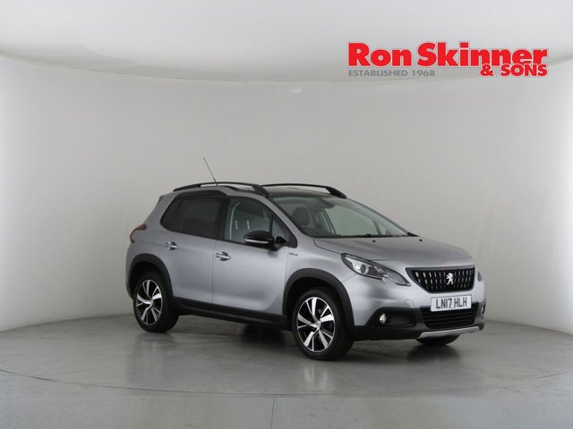 View our 2017 17 PEUGEOT 2008 1.6 BLUE HDI GT LINE 5d 100 BHP