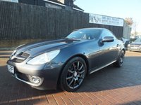 USED 2010 10 MERCEDES-BENZ SLK 3.0 SLK300 2d AUTO 231 BHP ONLY 46,000 MILES WITH FSH!!!