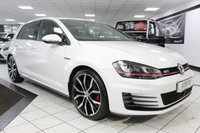 2016 VOLKSWAGEN GOLF 2.0 TSI GTI 220 BHP £19425.00