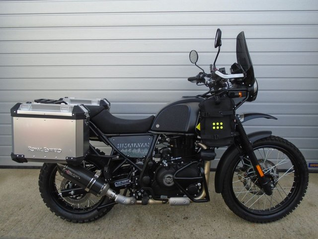 Royal Enfield Himalayan Royal Enfield Himalayan Te Expedition