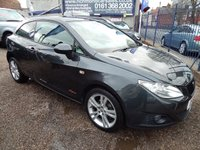 USED 2011 11 SEAT IBIZA 1.4 SE COPA 3d 85 BHP IDEAL 1ST CAR, LOW INSURANCE, STUNNING EXAMPLE,F.S.H