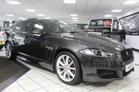 2014 JAGUAR XF 3.0 D V6 R-SPORT SPORTBRAKE AUTO 240 BHP £15925.00