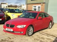 USED 2011 11 BMW 3 SERIES 325d SE 3.0 2dr LEATHER,AUTOMATIC