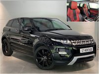 USED 2013 13 LAND ROVER RANGE ROVER EVOQUE SD4 DYNAMIC - PAN ROOF